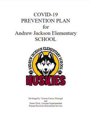 Prevention Plan