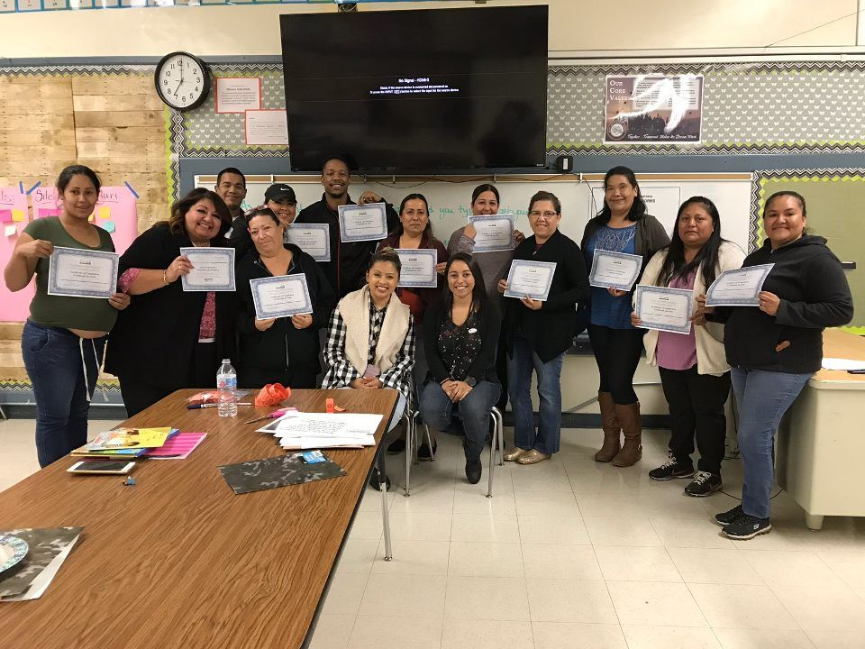 Valley PBS Parent Training